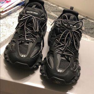 Black Balenciaga sneakers